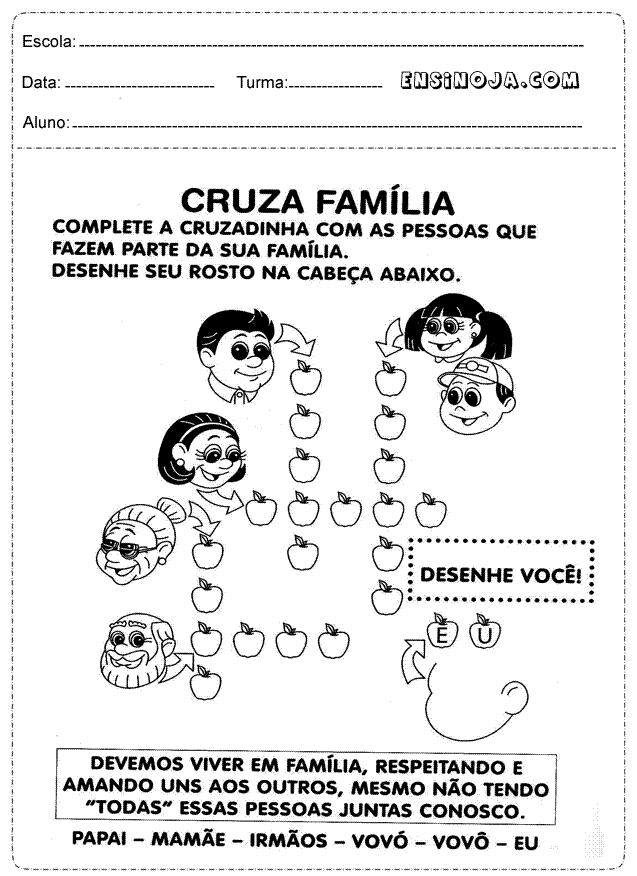 Cruza família