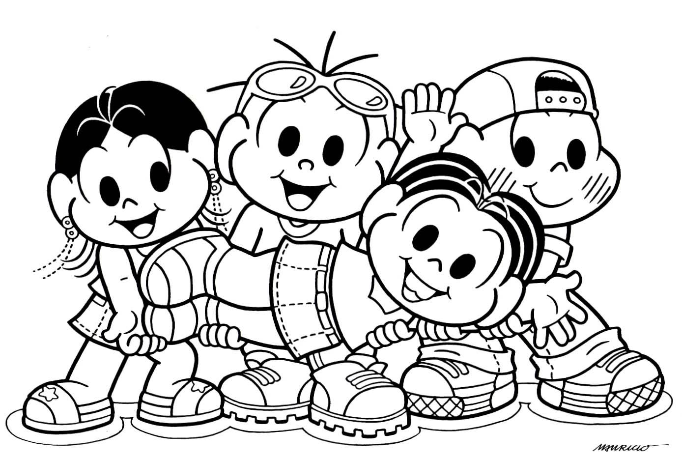 Desenhos Para Colorir Educação Infantil